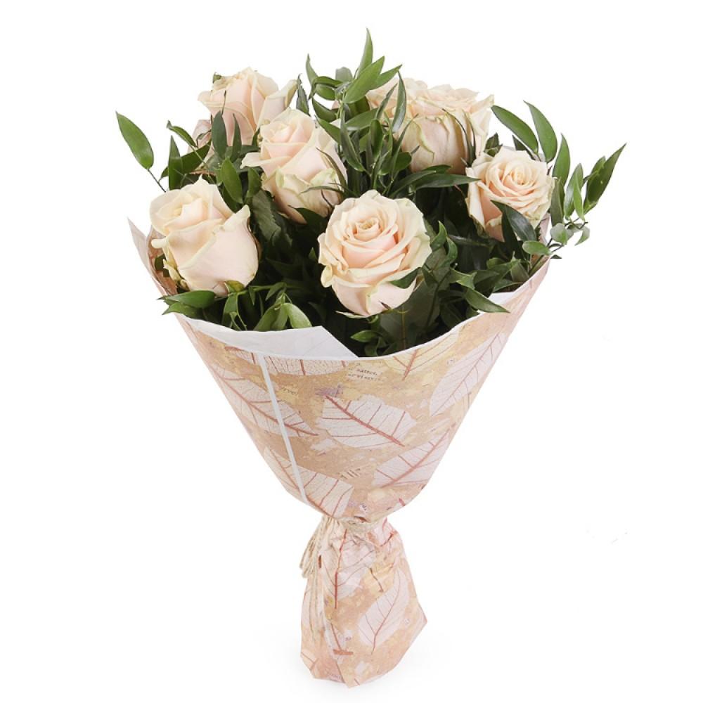 """Букет """"White Roses"""""""